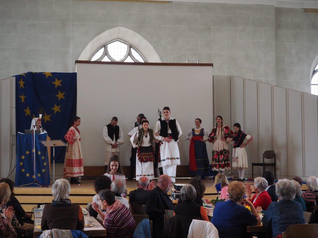 Ein Fest für Europa - Donautänze